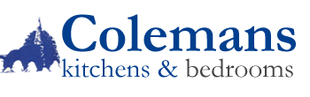 Colemans Kitchens & Bedrooms Retina Logo
